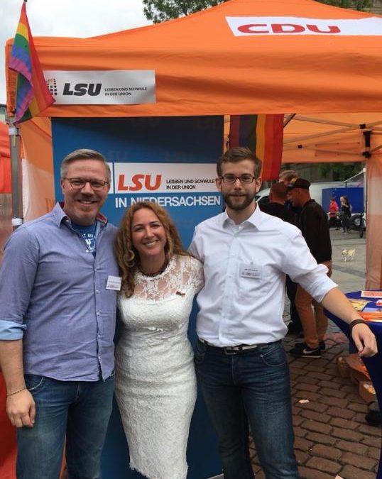 Facebook Beitrag von LSU in Niedersachsen