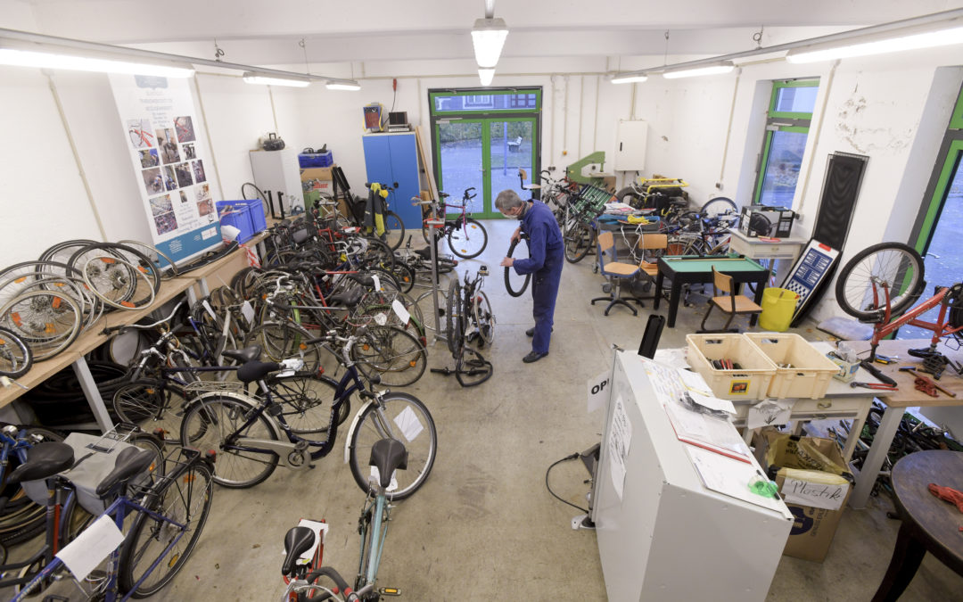 Fahrradwerkstadt