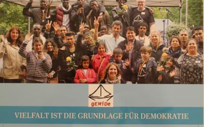 Vielfalt ist die Grundlage für Demokratie